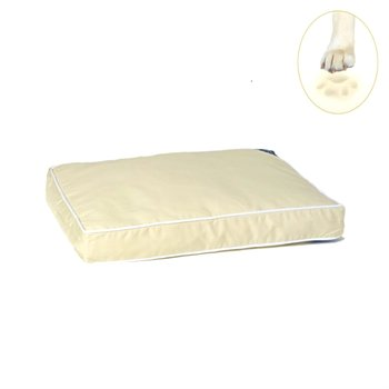 classic sage memory foam dog bed