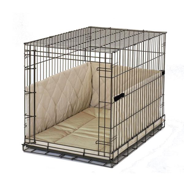 Soft Dog Kennel Beds